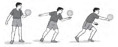 5 Teknik Dasar Bola Voli Beserta Penjelasannya